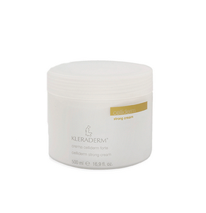 CELLIDERM MASSAGE CREAM/Kūno masažo kremas, 500 ml