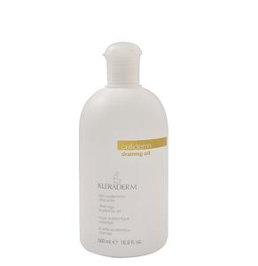 DRAINAGE EUDERMIC OIL/Drenuojamasis masažo aliejus su augaliniais ir eteriniais aliejais, 500 ml