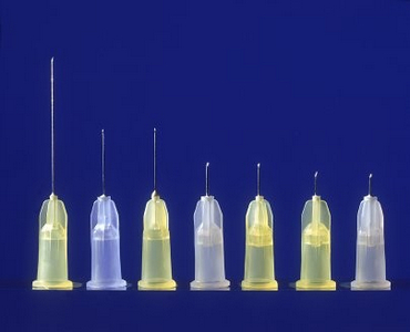 Meso-relle® adata 32G x 12 mm/0,23 mm, Kiekis - 10 vnt.