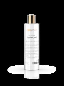 All in one cleanse & peel/ Valomoji priemonė su poli-hidroksi rūgštimis, 400 ml