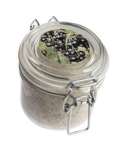 BLACKCURRANT- ANTIOXYDANT GEMS/Juodųjų serbentų kūno sviestas - šveitiklis – antioksidacinis poveikis, 400 ml