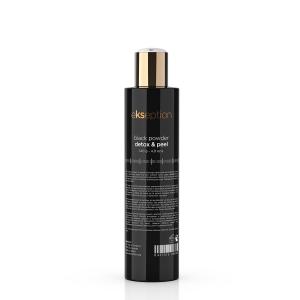Black Powder Detox & Peel/ Detoksikuojamoji anglies pudra, 180 g