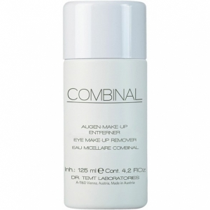 Combinal Eye Make-Up Remover/Combinal Akių makiažo valiklis, 125 ml