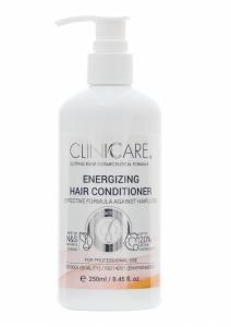 Silky Energizing Hair Conditioner/ Švelnus energizuojantis kondicionierius nuo plaukų slinkimo, 250 ml
