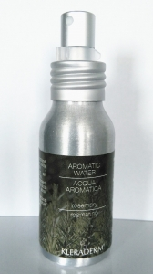 AROMATIC WATER – ROSEMARY/Rozmarinų kvapusis vanduo, 50 ml