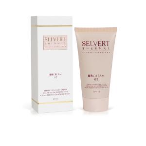 Selvert Thermal BB Cream 02/BB Kremas dienai Nr. 02, 50 ml