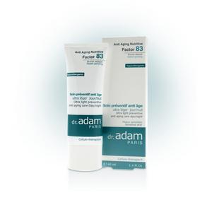 Prevencinis kremas prieš odos senėjimą, 40 ml