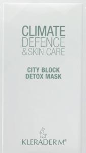CITY BLOCK DETOX MASK/Detoksikuojamoji kaukė, 200 ml