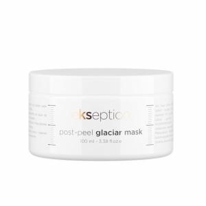 Post Peel Glaciar Mask/ Gaivinamoji kaukė su ledynų vandeliu ir mikroelementais Zn, Mg, Cu, Ca, 100 ml