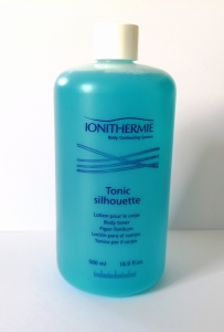 M120 IONITHERMIE TONIC SILHOUETTE/Kūno tonikas, 500 ml