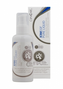 EGF EXTRA PURE Toner/ Tonikas prieš odos senėjimą, priešuždegiminis poveikis, 100 ml