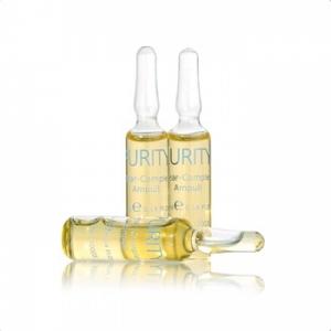 Purity Clear Complex Ampul/Valomoji ampulė riebiai odai, su išsiplėtusiomis poromis, 5 ml
