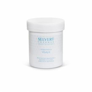 Selvert Thermal RESTORING FACIAL MUD/ Regeneruojamasis purvas veidui, 200 ml