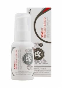 EGF EXTRA REFRESH Serum/ Serumas prieš odos senėjimą, odos atjauninimui, 50 ml