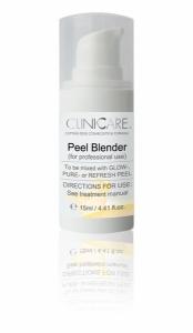 PEEL BLENDER Skiediklis rūgštimis su hialurono rūgštimi (0,5% LMWHA), 15 ml