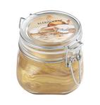 GOLDEN AMBER MASSAGE/Argano aliejaus ir gintaro pudros balzamas veido ir kūno masažui, 400 ml