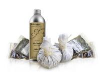 PINDAS OIL/Aliejus masažui su argano, makadamijų ir saldžiųjų migdolų aliejais, 500 ml