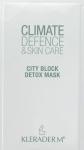 CITY BLOCK DETOX MASK/Detoksikuojamoji kaukė, 10 ml