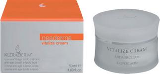 VITALIZE CREAM/Kremas jautriai odai prieš odos senėjimą, 50 ml