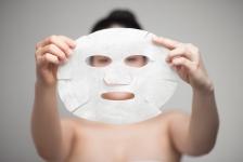Softcell Mask Anti-Ageing/Lakštinė kaukė prieš odos senėjimą, 1 vnt.