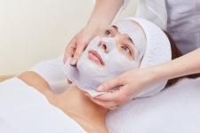 Alginate Sensitive Skin Mask/Alginatinė kaukė jautriai odai su mėlynėmis, 30g