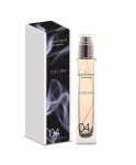 ESSENCE 04/Parfumuotas vanduo JAM Nr.4, 50 ml